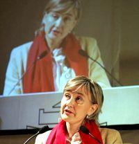 Una eurodiputada socialista propone regular los blogs