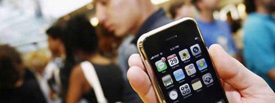 Más de 120.000 inscritos esperan la llegada del iPhone 2.0 en España