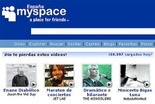 Myspace cambiará de cara en una semana