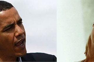 Obama ya tiene a su Marilyn particular: Scarlett Johansson