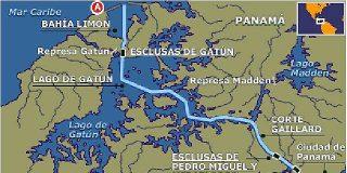 Un nuevo Dorado llamado Canal de Panamá