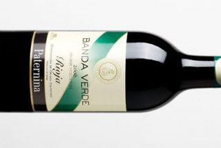 Banda Verde, el nuevo vino de Paternina,