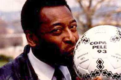Asaltan a Pelé en Sao Paulo