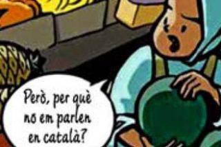 """""""Que los inmigrantes rechacen el castellano..."""""""