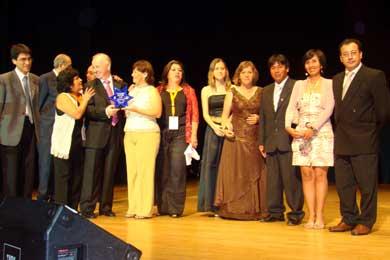 """Perú, """"País Estrella"""" en EUROAL 2008"""