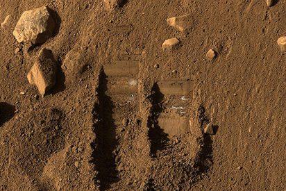 """NASA: """"Hay algo muy extraño en material que analizamos de Marte"""""""
