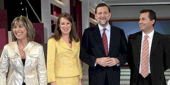 """Rajoy: """"El primero que tiene que apretarse el cinturón es el Gobierno y no lo hace"""""""