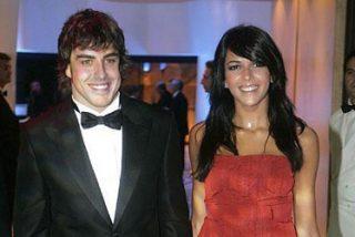 Raquel del Rosario reconoce por primera vez su matrimonio con Fernando Alonso