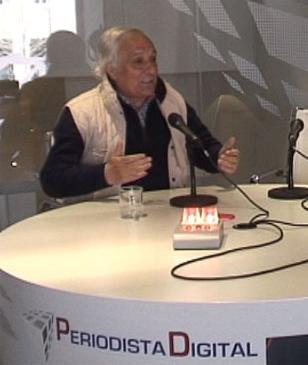 """Raúl del Pozo: """"No voy a aprovechar el discurso del Mariano de Cavia para hacer un manifiesto de agitación periodística"""""""