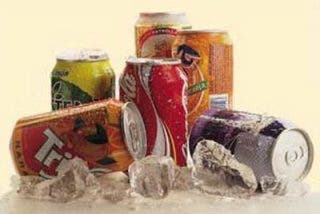 Aumenta el consumo infantil de refrescos en EEUU