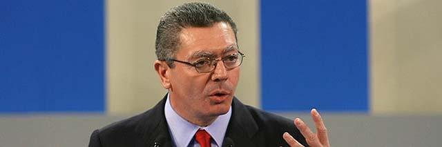 Gallardón: «El candidato del PP será quien en 2012 sea su líder natural»