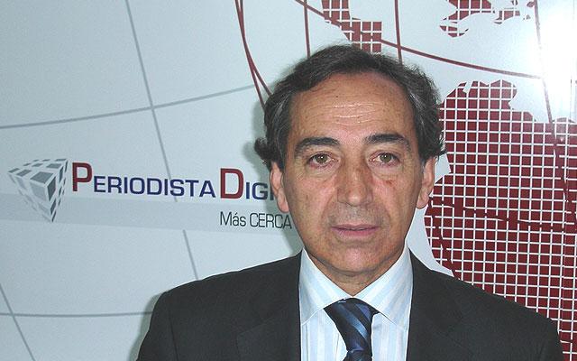 """Salvador Arenere: """"Es necesario buscar fórmulas que nos hagan menos dependientes energéticamente"""""""