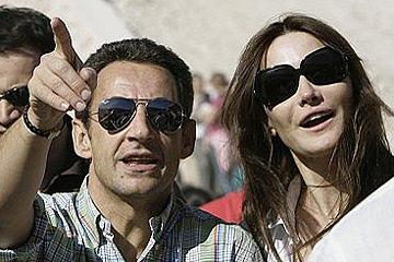 El matrimonio Bruni-Sarkozy, fruto de una cita amañada