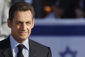 """Sarkozy en Israel: """"Un Irán nuclear es inaceptable para Francia"""""""