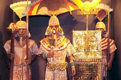 """National Geographic emitirá película sobre el """"Señor de Sipán"""""""