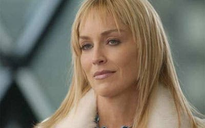 Sharon Stone quería inyectar bótox a su hijo de 8 años