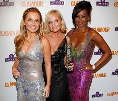 Spice Girls, premio a la mejor banda del año
