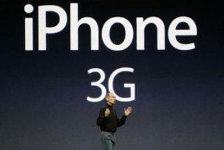 El iPhone 3G costará 500 euros en prepago