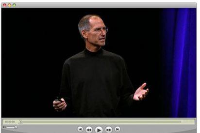 La 'Keynote', o lo que es lo mismo, la presentación de Steve Jobs en la WWDC 2008