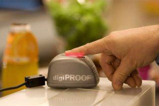 Un supermercado holandés ensaya el sistema de pago con el dedo