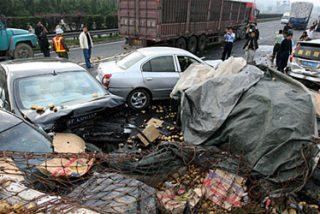 Los muertos por el terremoto de Pekín superan los 80.000