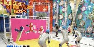 Un tetris humano, el último juego televisivo japonés que cautiva a los occidentales