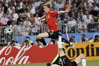 El final del partido España-Alemania fue el minuto más visto de la historia