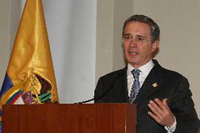 "Álvaro Uribe: ""Daniel Ortega asiló terroristas, engañó y mintió"""