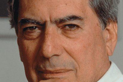 """Mario Vargas Llosa: """"El nacionalismo no ha enriquecido a Cataluña, todo lo contrario"""""""