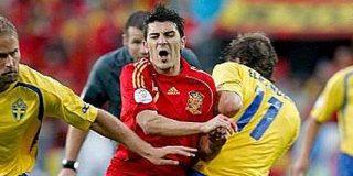 España apuntilla a Suecia en la última jugada