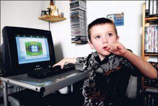 Crea un navegador web para su nieto autista