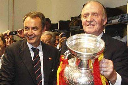 """Zapatero: """"Decir que era gafe era una maldad, siempre he tenido suerte"""""""