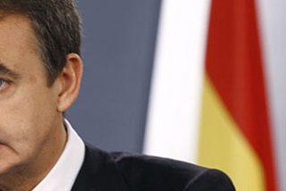 """Zapatero recomienda a Trichet """"prudencia en sus declaraciones"""""""