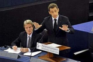 """Sarkozy: """"No habrá nuevo Tratado; o es Lisboa o es Niza"""""""