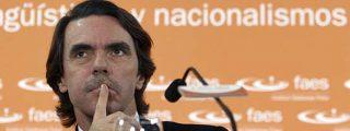 """Aznar: """"Se jalea mucho a quien no sabe nada, a quien no tiene ni idea"""""""
