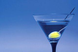 Dry Martini, el rey de los cócteles