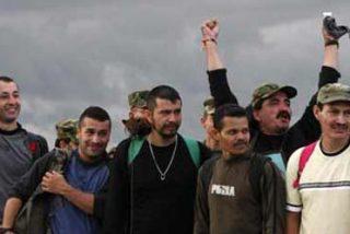 Estos son los otros liberados colombianos
