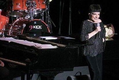 Liza Minelli se reencuentra con sus años dorados