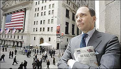 El ex director del Wall Street Journal, dirigirá 'The Washington Post