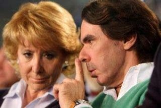 Aguirre no invita a la boda de su hijo a políticos ... en activo