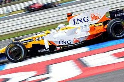 Alonso saldrá quinto, Hamilton pole