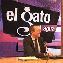 """""""El Gato"""" de Intereconomia contra """"El Veo"""" de Losantos y Pedrojota"""