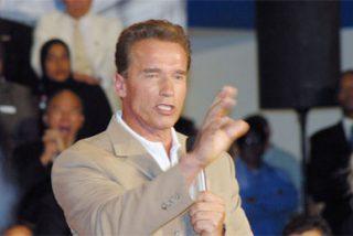 Schwarzenegger se pone en huelga