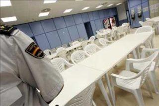 Nueva sala de no admitidos de Barajas cuenta con 78 camas y 10 cunas