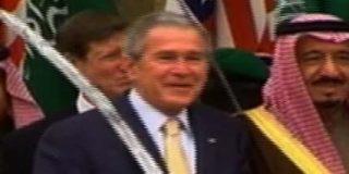 Bush y los demócratas intercambian acusaciones por el alto precio del petróleo