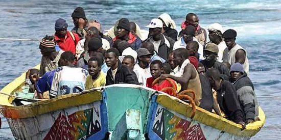 No habrá papeles para los inmigrantes que entren en patera