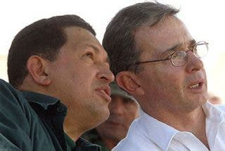 Chávez y Uribe quieren pasar página