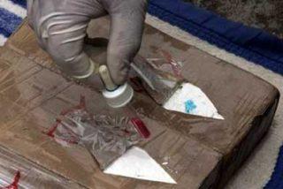 Unos 160 kilos de cocaína fueron incautados en la isla colombiana de San Andrés