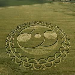 """Aparecen los """"círculos de las cosechas"""" también en España"""