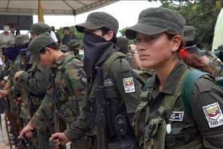 El Ejército colombiano descubre un importante guarida de los narcoterroristas delas FARC